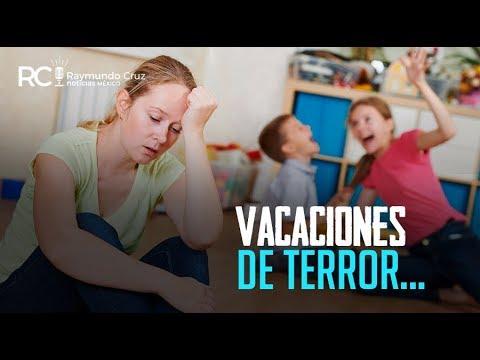 ¡VACACIONES DE TERROR!