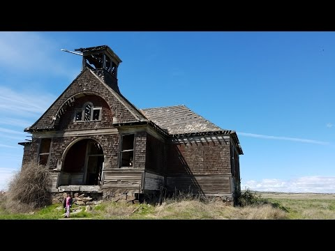 Ghost Towns - a haunted trip through Washington state