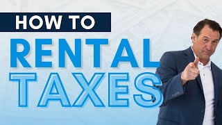 Tax Planning for your Rentals