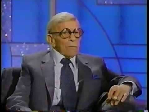 George Burns @ The Arsenio Hall Show