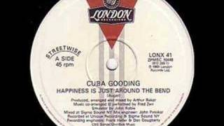 Old Skool Vibes - 31 Cuba Gooding - Happiness Is Just Around