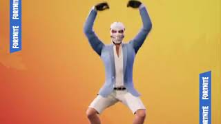 Fortnite New Leaked Crab Rave Emote!