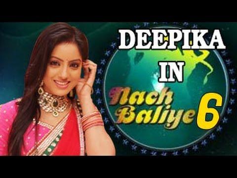 Sandhya aka Deepika Singh in NACH BALIYE 6 of Diya Aur Baati Hum 16th August 2013 FULL EPISODE