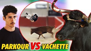 PARKOUR VS VACHETTE (ft.West Coast Family & Monkey Family)