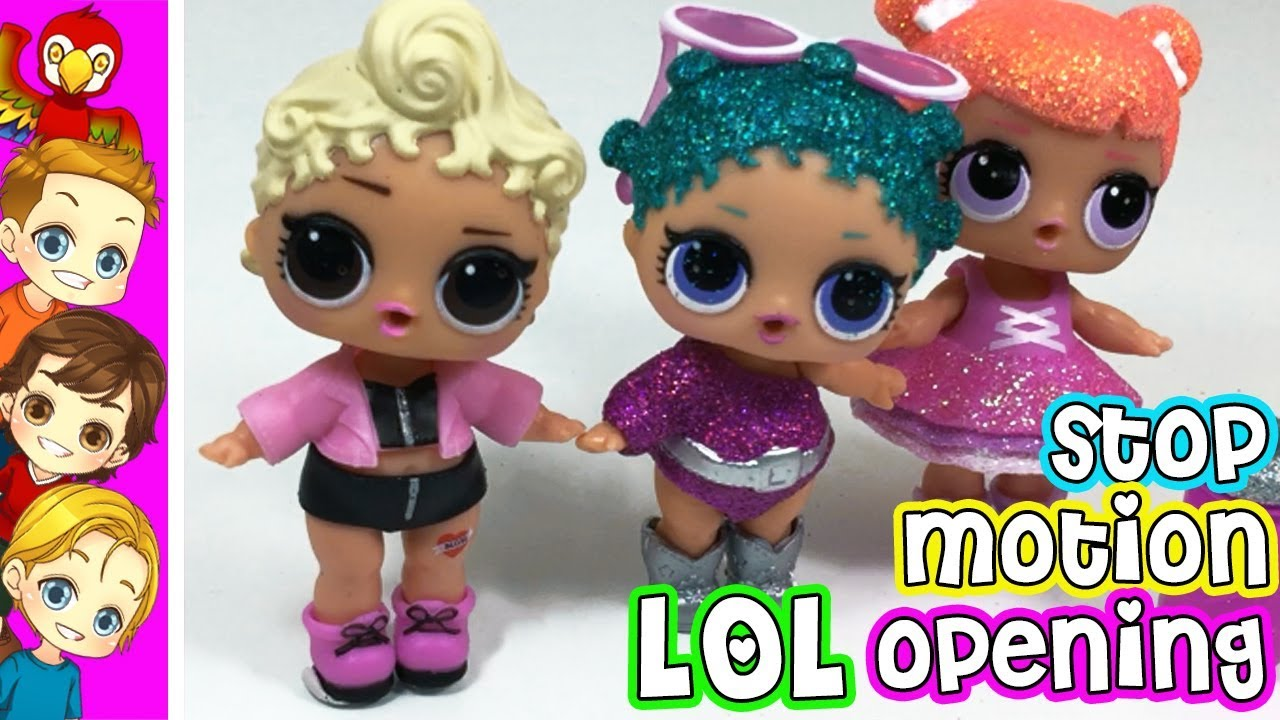 LOL Surprise Stop Motion Opening | Cosmic Queen | Coloring ...