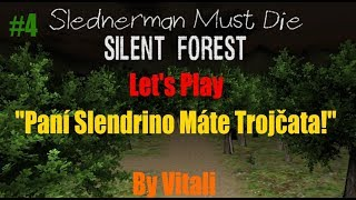 [Unity 3D Hry] SlenderMan Must Die 3 Let