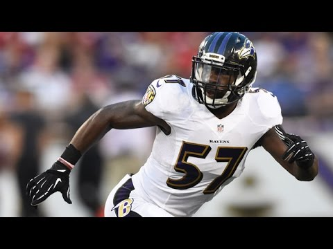 Hurley - NFL: Former Ravens Linebacker CJ Mosley To Sign with Jets