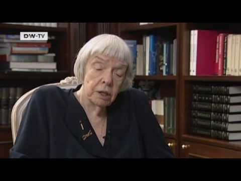 Lyudmila Alexeyeva from the Russian Civil Rights Group | Journal Interview