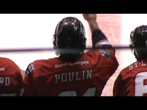 # 24 Chris Cloutier Cornwall River Kings ( Vs Cool FM 103,5 St-Georges) 25-10-2013