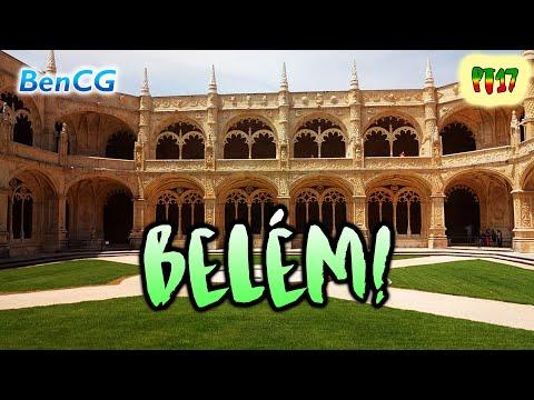 Historical Belém and modern Parque das Nações, LISBON! // PT17 ep.3