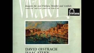 Vivaldi-Concerto for 2 Violins, Strings and Continuo in d minor RV 514 (P. 281) (Complete)