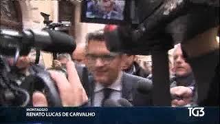 §.141/2/** TG3+televideo 12/06/2019 scandalo energia eolica in Sicilia, ARRESTo di ARATA