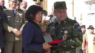 Aniversare: 50 de ani de la înființarea Batalionului 3 apărare antiaeriană (28.09.2018)