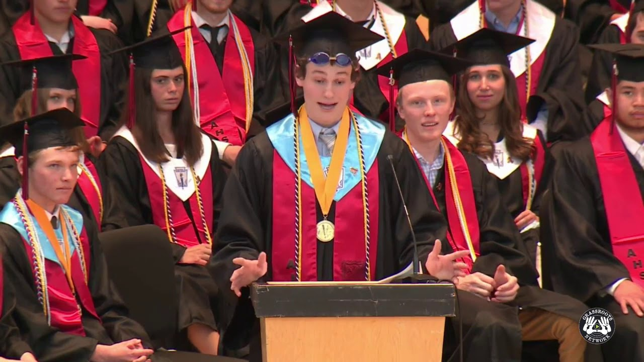 ellen degeneres graduation speech