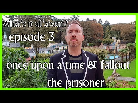 The Prisoner 1967 (Patrick McGoohan) - WHAT'S IT ALL ABOUT? Number 6 escapes?