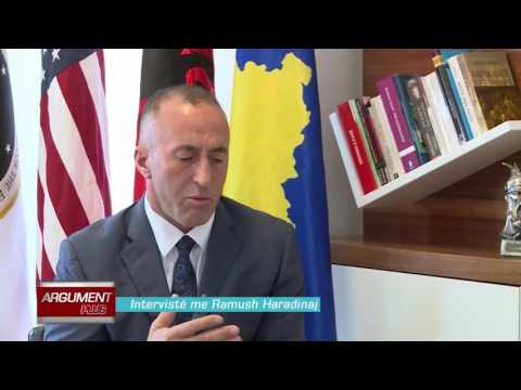 Argument plus - Ramush Haradinaj 23.06.2017