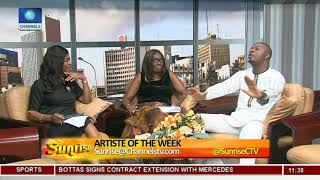 Mc Lively Speaks On Comedy Genre, Upcoming Talk Show Pt.1 |Sunrise|