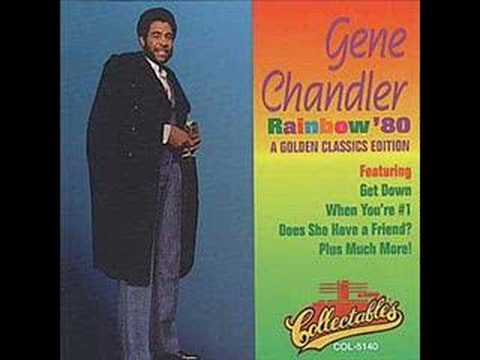 Gene Chandler ~ Rainbow '80