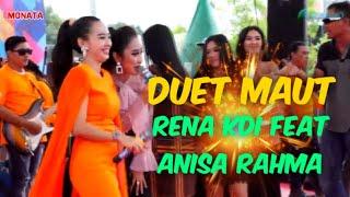 Download Lagu DUET MAUT II RENA KDI feat ANISA RAHMA II ALL ARTIST MONATA II GERIMIS MELANDA HATI II mp3