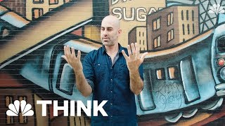 Deaf Poet's Visual Poetry: A Creative Storytelling Without Words | THINK | NBC News