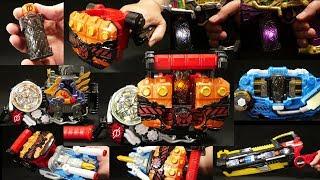 仮面ライダービルド 変身龍拳 DXクローズマグマナックル Kamen Rider Build DX Close Magma Knuckle