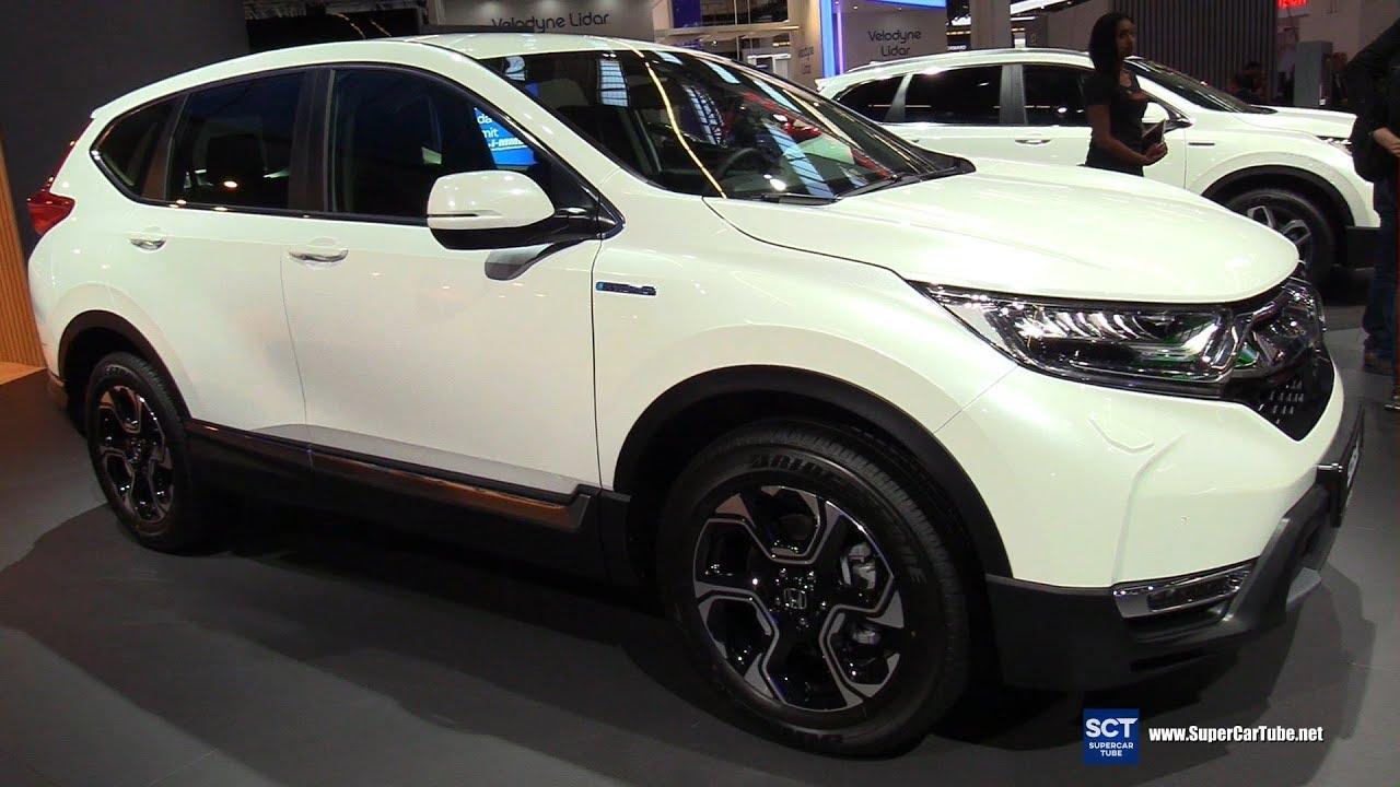 2019 Honda CR-V - Exterior Interior Walkaround - 2019 IAA Frankfurt Auto Show