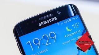 Samsung Galaxy S6 edge (MWC 2015)