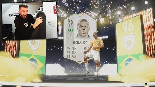 PRIME ICON RONALDO im PACK 😱😱 FIFA 19 PACK OPENING