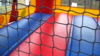 Party Palace Moon Bounce BullRunBounce.com 703-785-3840