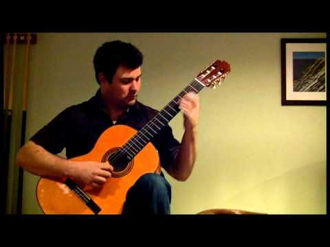 Turkish march (classical guitar)