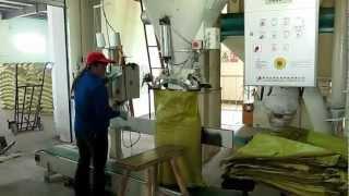Производство гранулированных кормов.