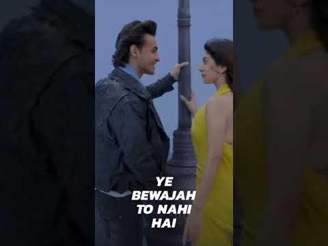 Tera Hua Whatsapp Status | Full screen | Atif Aslam | Loveratri | Aayush Sharma , Warina Hussain