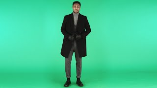 How to look smart in Winter | ASOS Menswear style tutorial