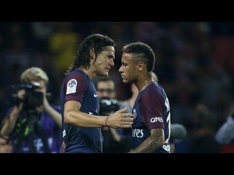 Football Teammates Who HATE Each Other Ft. Neymar Cavani
