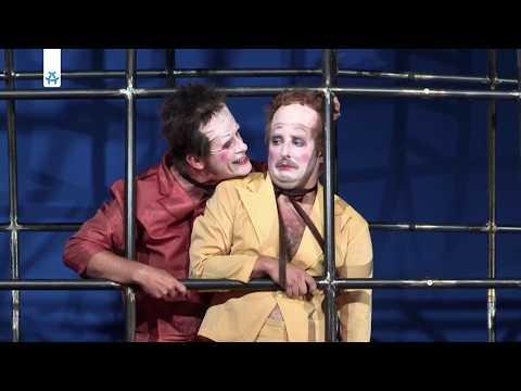Was gibt es Neues auf den Berliner Theaterspielplänen | Montagskultur unterwegs