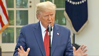 video: Coronavirus latest news: Trump told 2.2million Americans could die without social distancing as deaths pass 9/11 toll