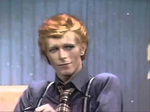 David Bowie high