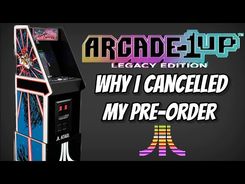 Why I Cancelled My Arcade1up Atari Legacy Pre-order from Show-Me Retro