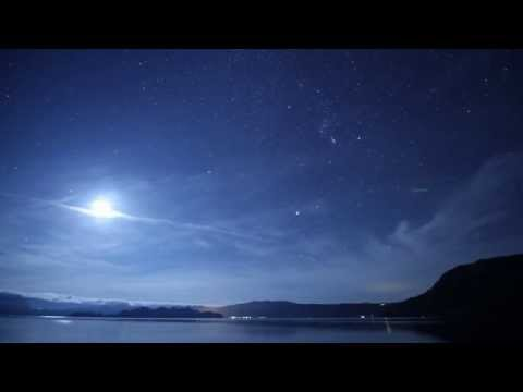 Orionid Meteor Shower 2011-10 HD Time Lapsed