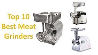 Top 10 Best Meat Grinders of 2018 - Best Electric Meat Grinder Machine
