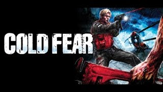 Cold Fear (PS2 Horror Game)
