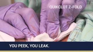 QuikClot Hospital Products