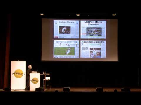 Horst Moser –Newspapers during the world championchip in a crazy mode