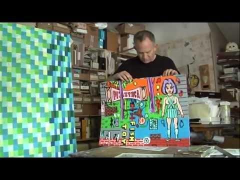 Stussy World Tour - Gary Panter