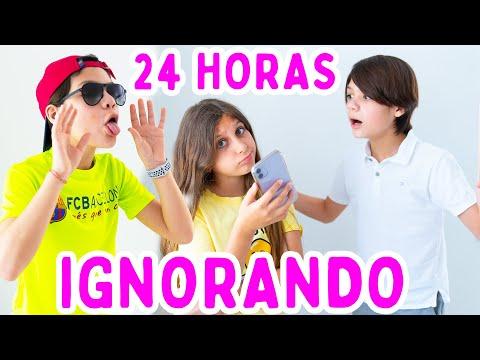 24 horas IGNORANDO
