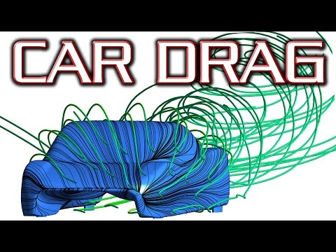 What Causes Drag on Cars? Viscous and Pressure Drag Explained