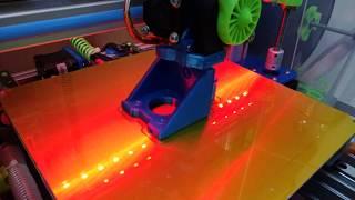 BLV mgn mod - 3d printing X-motor mount Prusa mgn
