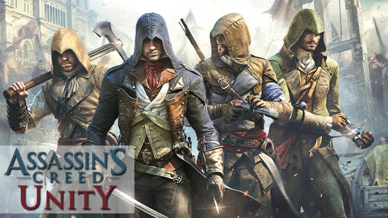 Assassin's Creed Unity: Character Customisation (AC: Unity ...