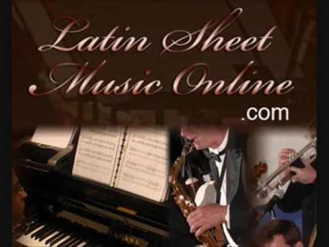 LATIN SHEET MUSIC - www.LatinSheetMusicOnline.com