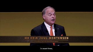[STA 2017]  Best Business Event Champion - Mr Erik Juul-Mortensen